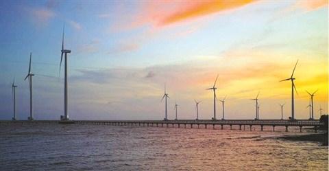 L'eolien offshore a le vent en poupe au Vietnam hinh anh 2
