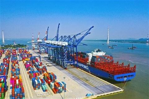 L'avenir de l'industrie de la logistique au Vietnam hinh anh 1