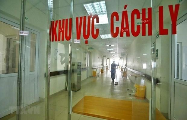 Le Vietnam enregistre un nouveau cas importe de Covid-19 hinh anh 1