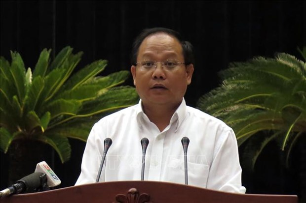 Ho Chi Minh-Ville : suspension du travail de Tat Thanh Cang hinh anh 1