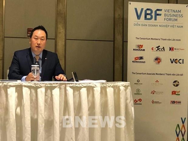 Le Forum d'affaires 2020 soutient les entreprises face au ralentissement hinh anh 1