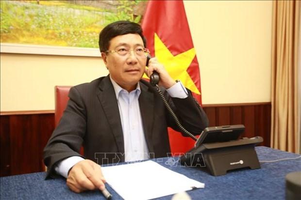 Le Vietnam et la Finlande conviennent de promouvoir leur cooperation multiforme hinh anh 1