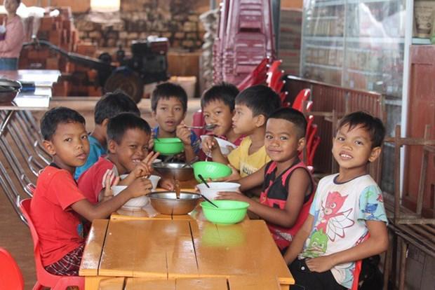 Sœur Nguyen Thi Kim Chi, la protectrice des orphelins a Pleiku hinh anh 2