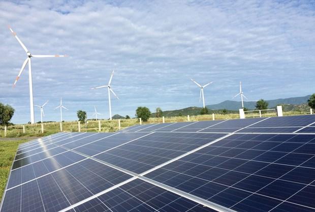 Secteur de l'energie: l'UE poursuit son soutien au Vietnam hinh anh 1