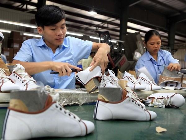 Les exportations de chaussures devraient fortement augmenter en 2021 hinh anh 1