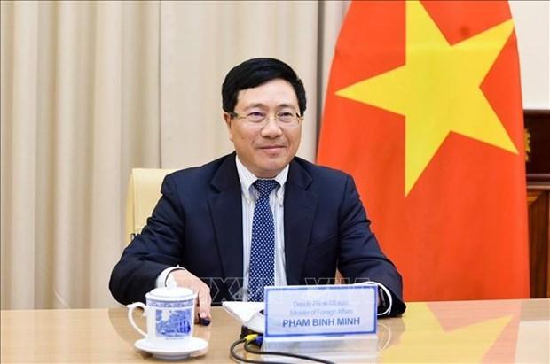 La diplomatie affirme la position du Vietnam sur la scene internationale hinh anh 1
