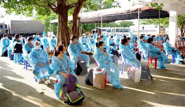 COVID-19 : le Vietnam recense 6 nouveaux cas exogenes hinh anh 1