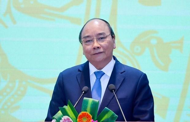 Le PM demande a la Banque d'Etat d'elaborer des plans specifiques pour la nouvelle situation hinh anh 1