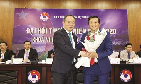 2021, une annee chargee pour le football national hinh anh 3