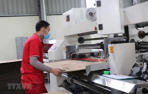 Bac Ninh occupe la premiere place pour la production industrielle hinh anh 1