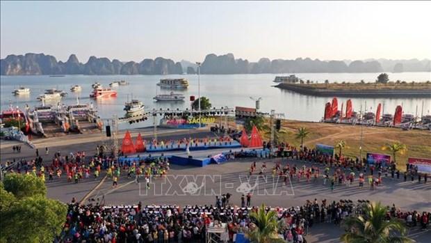 Le premier Carnaval d'hiver a Quang Ninh hinh anh 6