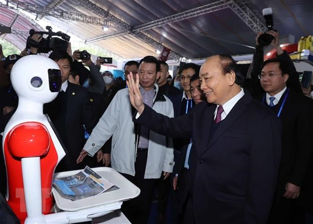 Le PM souligne le role de l'innovation dans la modernisation economique hinh anh 2