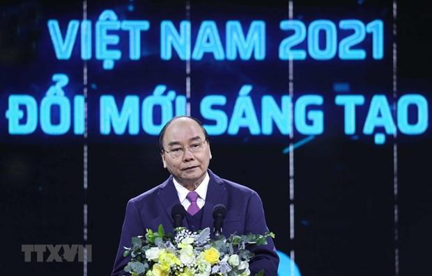 Le PM souligne le role de l'innovation dans la modernisation economique hinh anh 1
