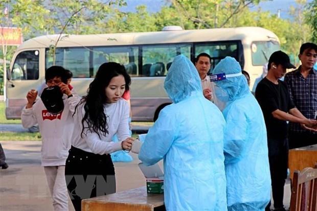 Coronavirus : le Vietnam recense un nouveau cas exogene, le bilan passe a 1.513 hinh anh 1