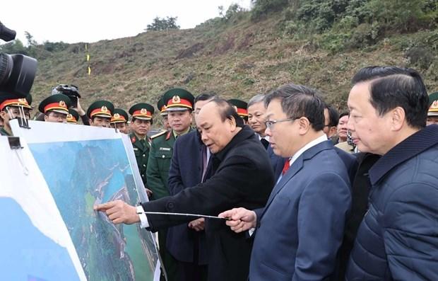 Mise en chantier du projet de l'agrandissement de la centrale hydroelectrique de Hoa Binh hinh anh 1
