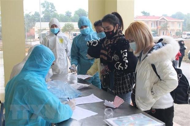 Coronavirus : le Vietnam recense dix nouveaux cas exogene, le bilan passe a 1.531 hinh anh 1
