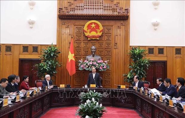 Le Premier ministre exhorte Binh Phuoc a valoriser les avantages de l'agriculture hinh anh 1