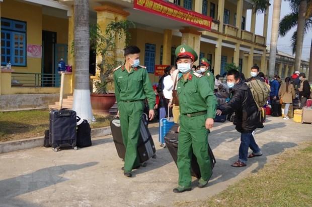 COVID-19 : le Vietnam ne detecte aucun nouveau cas ce dimanche hinh anh 1