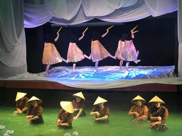 Decouvrir la culture vietnamienne a travers le spectacle
