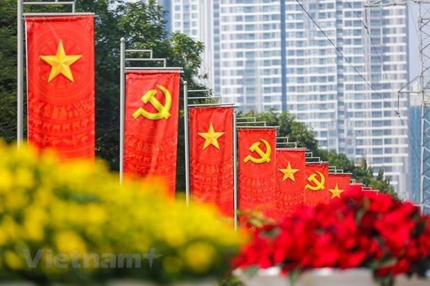 Le Vietnam organise le Congres du Parti dans des conditions favorables, selon The Sunday Times hinh anh 2