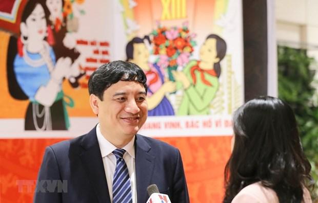 Les conditions necessaires sont pretes pour le 13e Congres national du Parti hinh anh 1