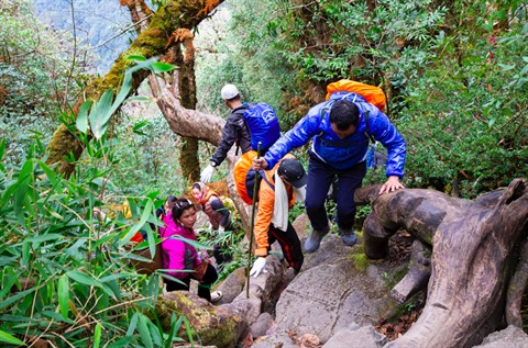 Le tourisme sportif et d'aventure emerge au Vietnam hinh anh 1