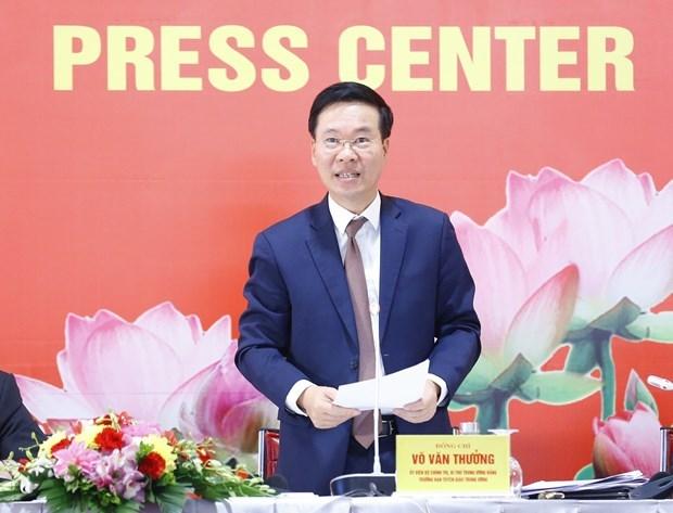 Le XIIIe Congres du PCV, un jalon important dans le developpement du pays hinh anh 1