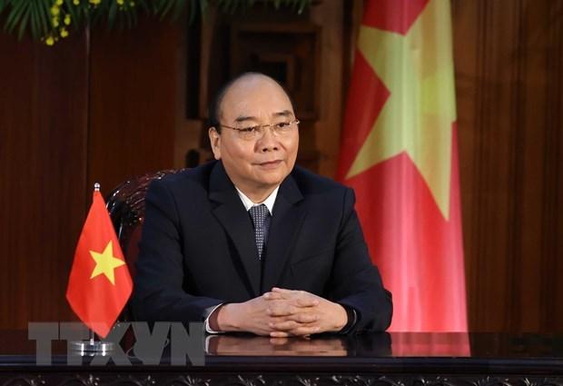Message du Vietnam au Sommet en ligne sur l'adaptation au climat hinh anh 1