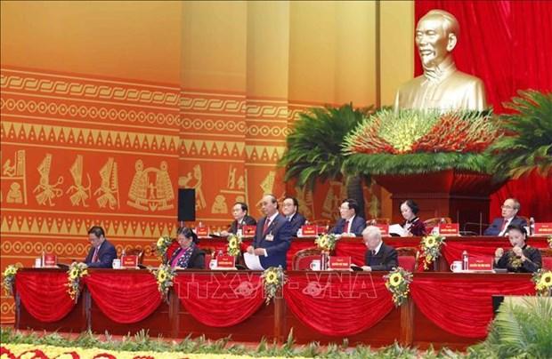 Congres national du Parti : des solutions pour developper le pays dans le nouveau contexte hinh anh 2