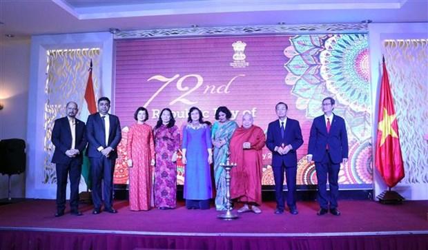 Renforcement de la cooperation entre Ho Chi Minh-Ville et l'Inde hinh anh 1