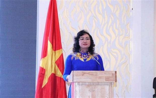 Renforcement de la cooperation entre Ho Chi Minh-Ville et l'Inde hinh anh 2