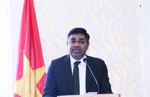 Renforcement de la cooperation entre Ho Chi Minh-Ville et l'Inde hinh anh 3