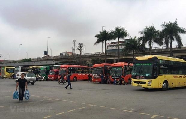 Coronavirus : Hanoi suspend le transport public en lien avec Quang Ninh hinh anh 1