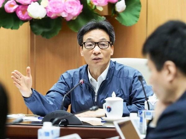 COVID-19 : deux cas de transmission intracommunautaire detectes a Hai Duong et Quang Ninh hinh anh 3
