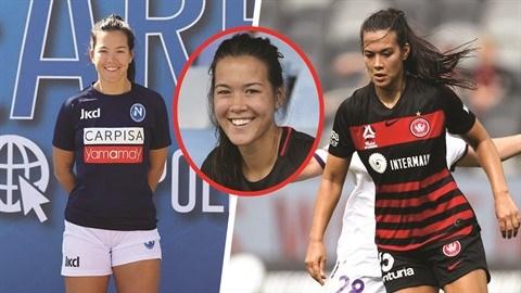 Alexandra Huynh, bientot en equipe nationale de football feminin ? hinh anh 2