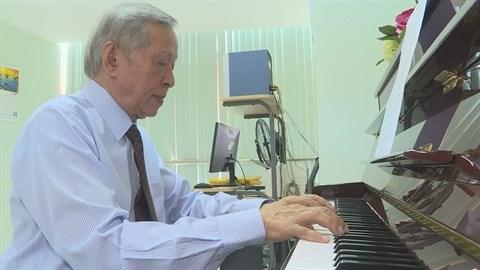 Tran Long An compose sa foi dans le XIIIe Congres du Parti en accord majeur hinh anh 1