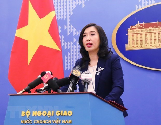Le Vietnam souhaite un prompt retablissement de la situation au Myanmar hinh anh 1