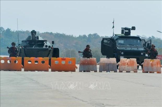 Les Vietnamiens au Myanmar appeles a preter attention a la securite hinh anh 1