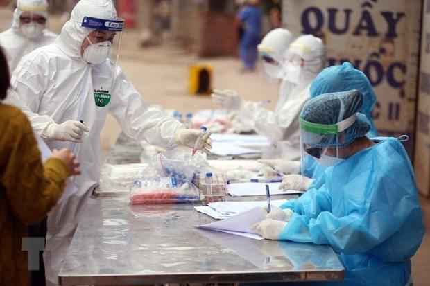 Coronavirus : le Vietnam enregistre deux nouveaux cas locaux hinh anh 1