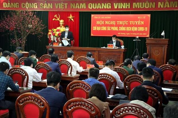 Hai Duong doit envisager d'appliquer la directive No 16 / CT-TTg a une plus grande echelle hinh anh 2