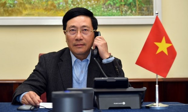 La diplomatie vietnamienne precise ses missions en 2021 hinh anh 1