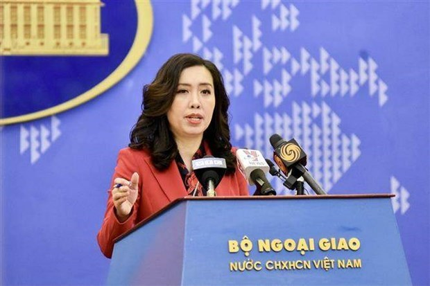 Le Vietnam demande au Myanmar de garantir la securite des citoyens vietnamiens hinh anh 1