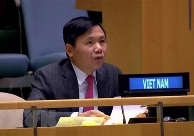 Myanmar : le Vietnam appelle au dialogue pour une solution satisfaisante et conforme a la loi hinh anh 1