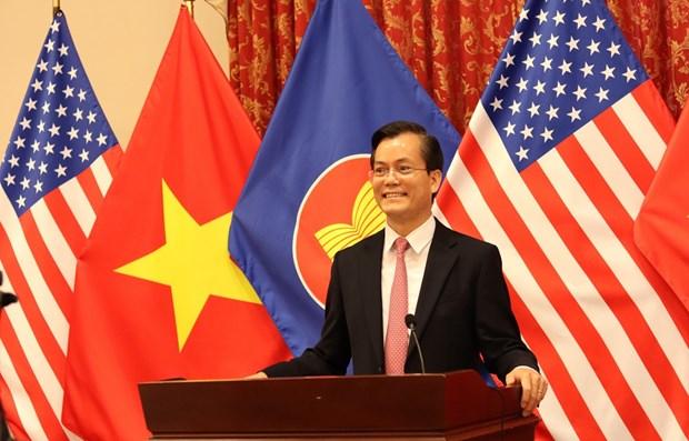 Les Etats-Unis souhaitent jouer un role actif dans le developpement de l'Asie du Sud-Est hinh anh 1