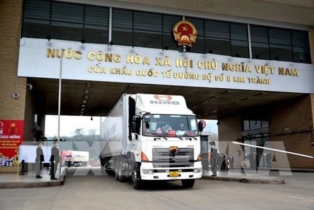 La valeur d'import-export en hausse en deux premiers mois de l'annee hinh anh 1