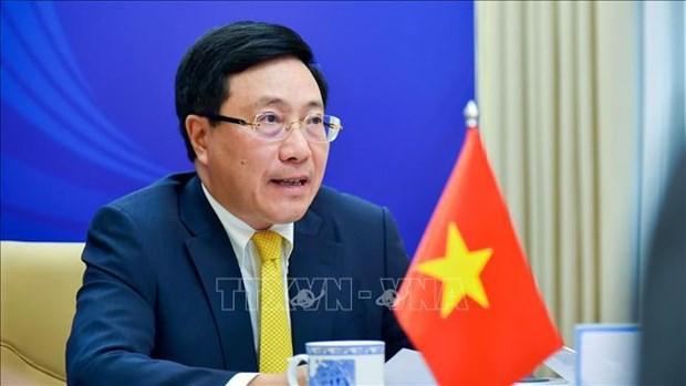ASEAN : le Vietnam et d'autres pays cooperent pour repousser l'epidemie hinh anh 1