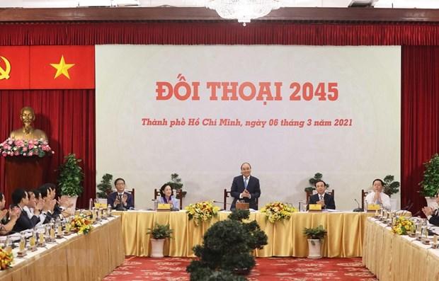 Le developpement des entreprises constitue la base importante pour la prosperite du pays hinh anh 1
