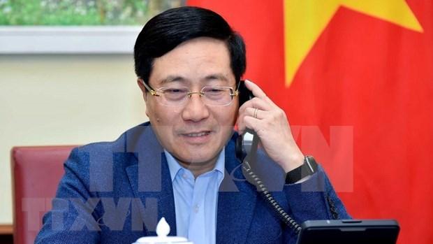 Le Vietnam et la Nouvelle-Zelande cherchent a renforcer leur cooperation hinh anh 1