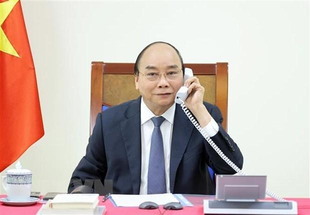 Relations de partenariat strategique Vietnam-Singapour en developpement efficace hinh anh 1