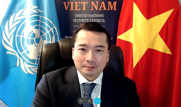 Le Vietnam soutient le renforcement de la cooperation entre l'ONU et l'OSCE hinh anh 1